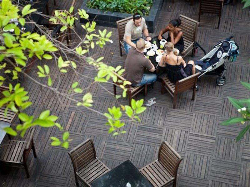 Trang Hotel Bangkok Sport und Freizeit