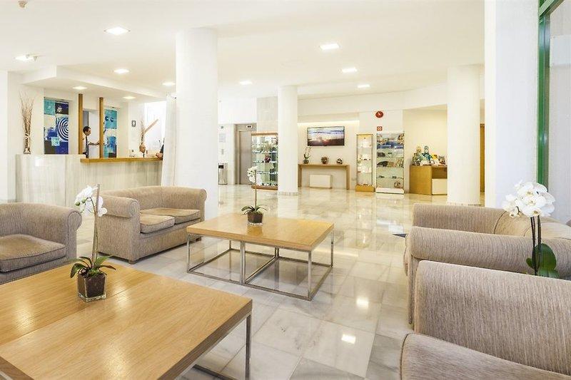 Globales Nova Apartments Lounge/Empfang