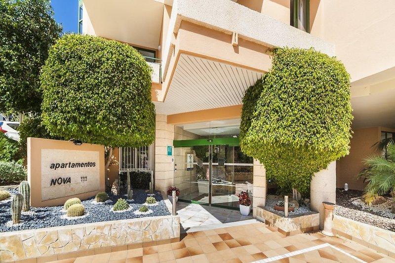 Globales Nova Apartments Terrasse