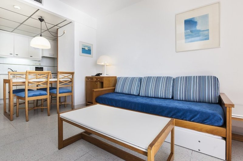 Globales Nova Apartments Wohnbeispiel