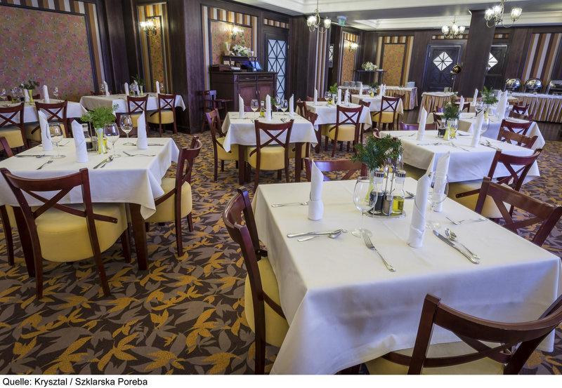 Hotel Krysztal Conference & Spa Restaurant
