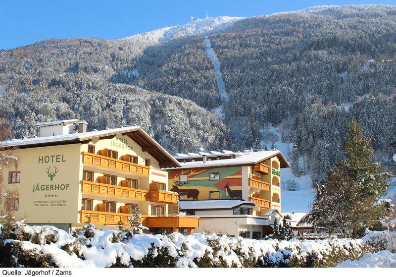 Hotel Jägerhof Außenaufnahme