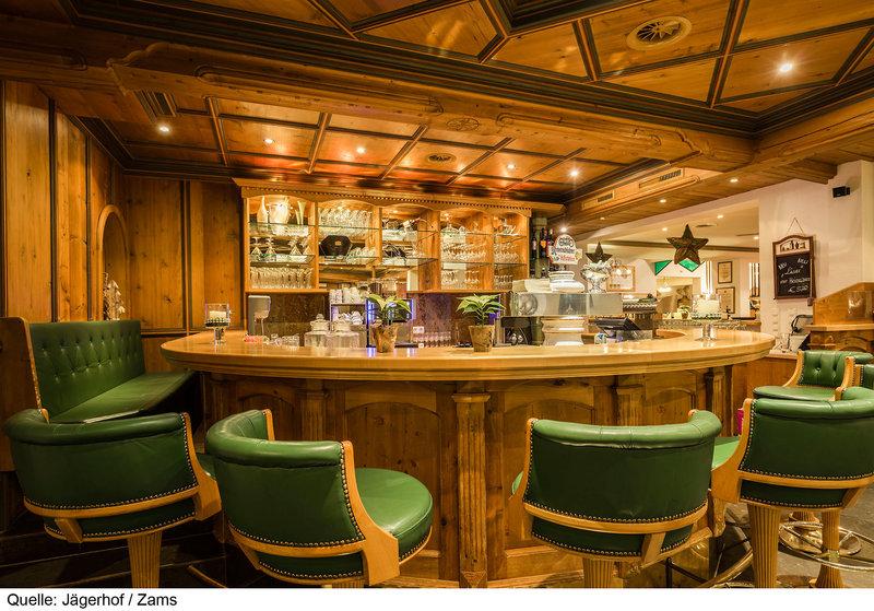 Hotel Jägerhof Bar