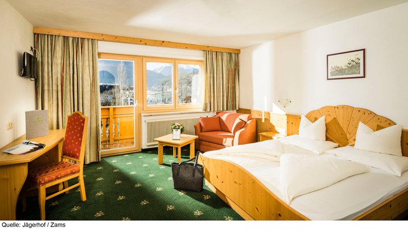 Hotel Jägerhof Wohnbeispiel