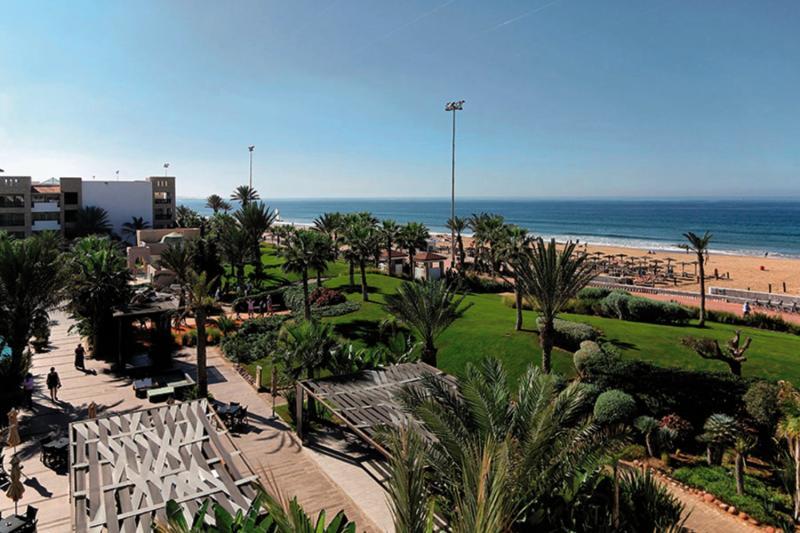 Riu Palace Tikida Agadir Landschaft