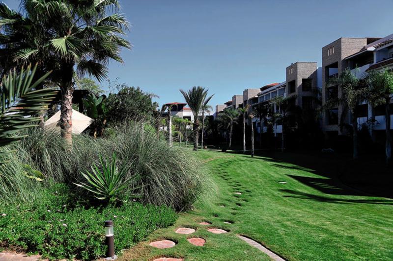 Riu Palace Tikida Agadir Garten