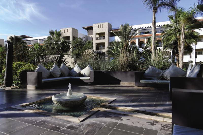 Riu Palace Tikida Agadir Terrasse