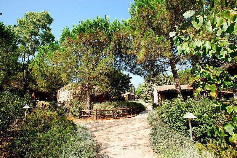 Camping & Village Rocchette Garten