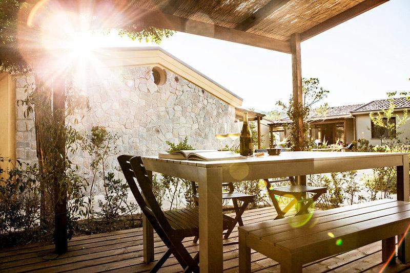 Camping & Village Rocchette Bar