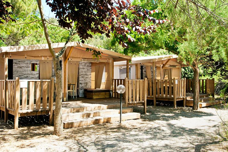 Camping & Village Rocchette Außenaufnahme