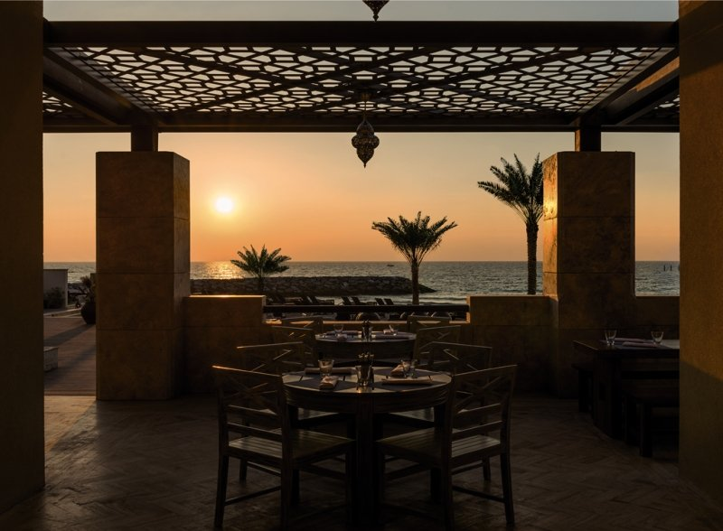 Ajman Saray, A Luxury Collection Resort Restaurant