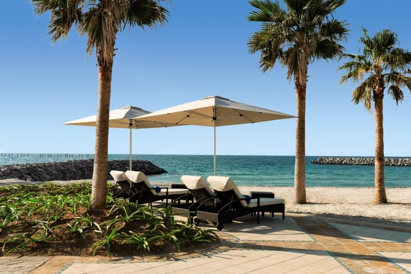 Ajman Saray, A Luxury Collection Resort Strand