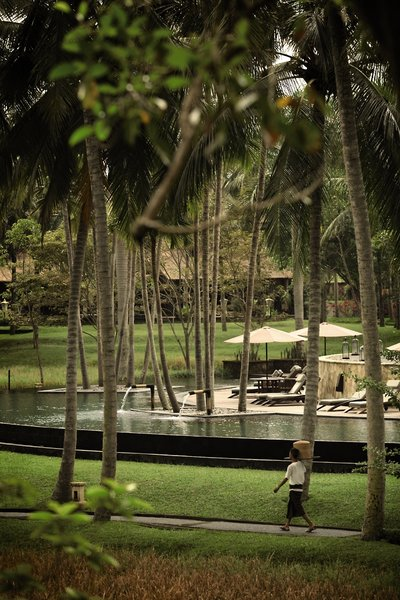 The Ubud Village Resort & Spa Garten