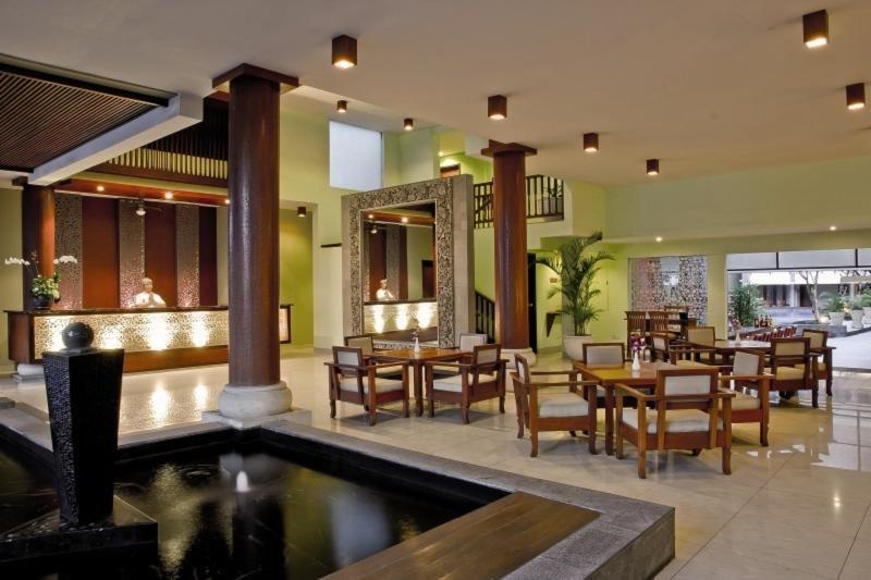 The Rani Hotel & Spa Lounge/Empfang