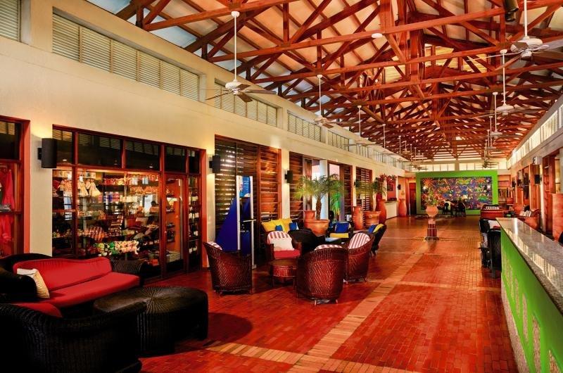 Royal Decameron Golf Beach Resort & Villas Lounge/Empfang