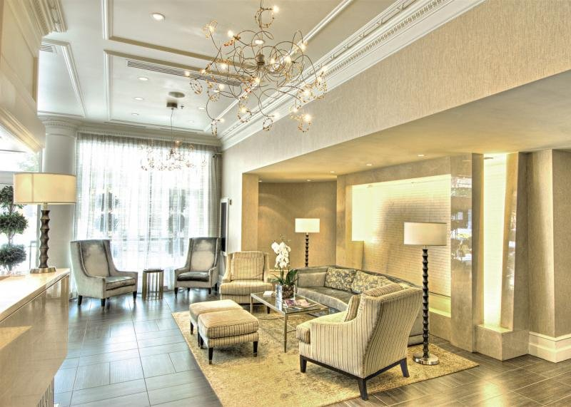 Georgian Court Hotel, BW Premier Collection Lounge/Empfang