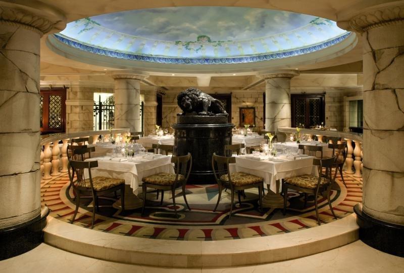 Grand Hyatt Muscat Restaurant
