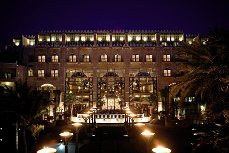 Grand Hyatt Muscat Außenaufnahme
