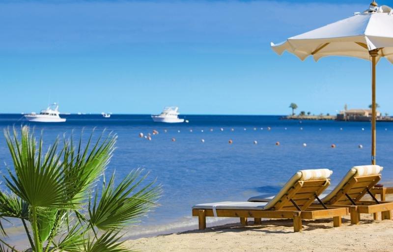 Steigenberger Al Dau Beach Hotel Strand