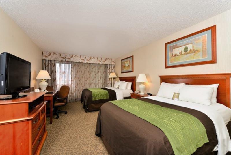 Comfort Inn at Buffalo Bill Village Resort Wohnbeispiel