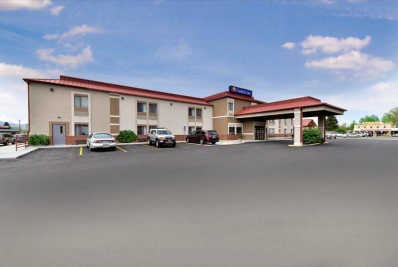 Comfort Inn at Buffalo Bill Village Resort Außenaufnahme