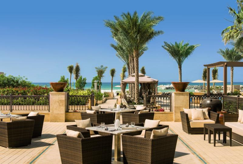 Ajman Saray, A Luxury Collection Resort Terrasse