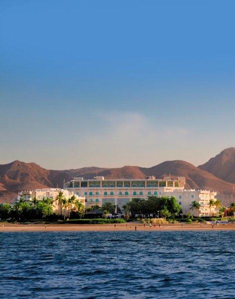 Grand Hyatt Muscat Landschaft