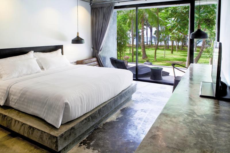 Suwan Palm Beach Resort Wohnbeispiel
