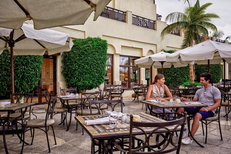 Steigenberger Al Dau Beach Hotel Restaurant