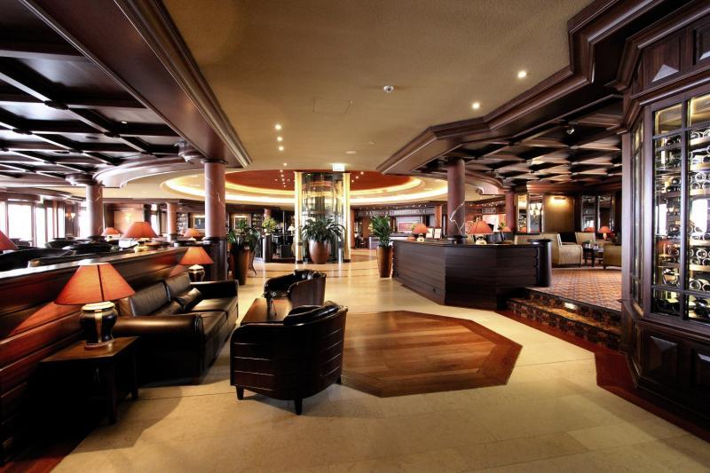 Yachthafenresidenz Hohe Düne Lounge/Empfang