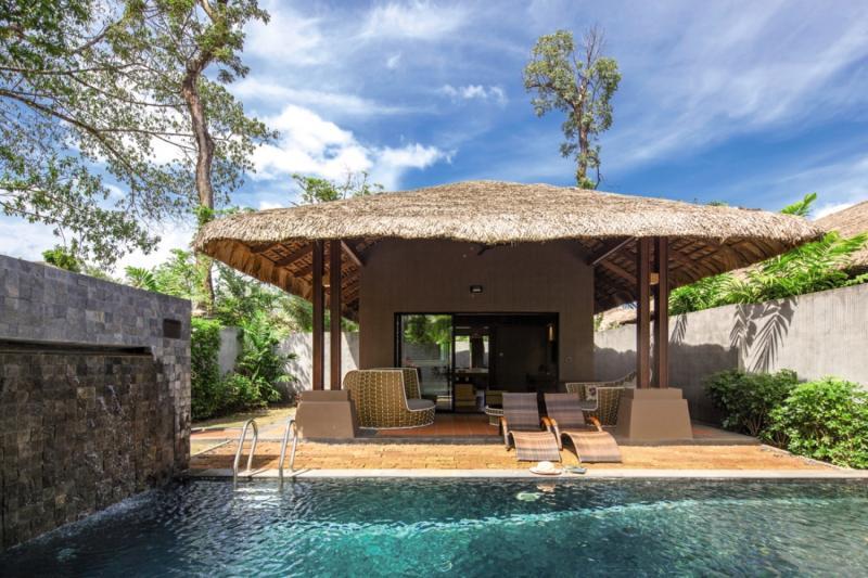 Beyond Resort Khaolak - Erwachsenenhotel Pool
