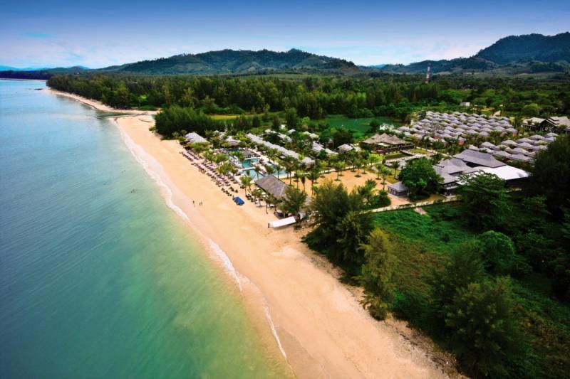 Beyond Resort Khaolak - Erwachsenenhotel Strand
