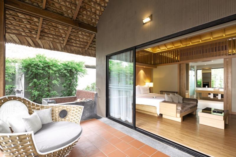 Beyond Resort Khaolak - Erwachsenenhotel Badezimmer