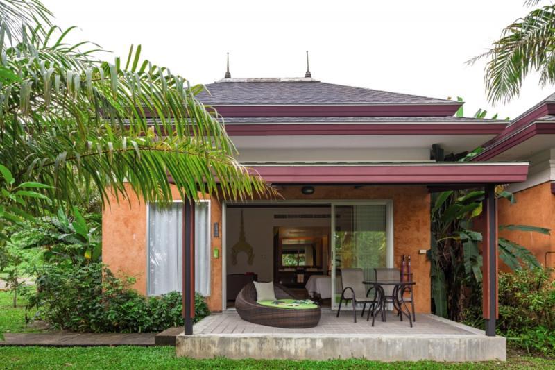 Beyond Resort Khaolak - Erwachsenenhotel Außenaufnahme