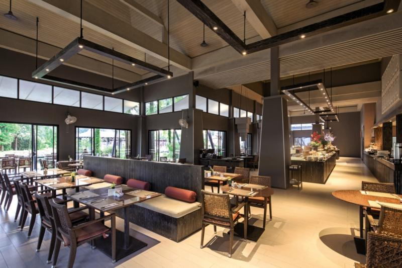 Beyond Resort Khaolak - Erwachsenenhotel Restaurant