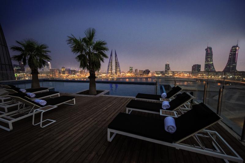 Wyndham Grand Manama Pool