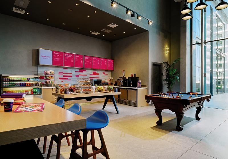 Aloft Palm Jumeirah Bar