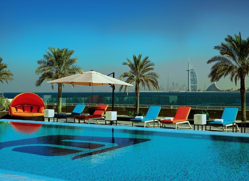 Aloft Palm Jumeirah Pool