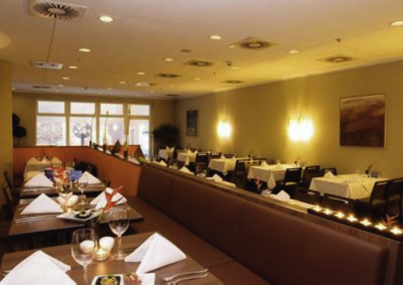 NH Budapest City Restaurant