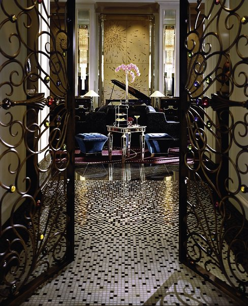 The Langham London Lounge/Empfang