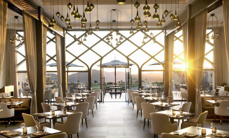 Anantara Al Jabal Al Akhdar Resort Restaurant