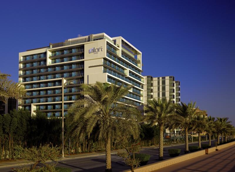 Aloft Palm Jumeirah Außenaufnahme