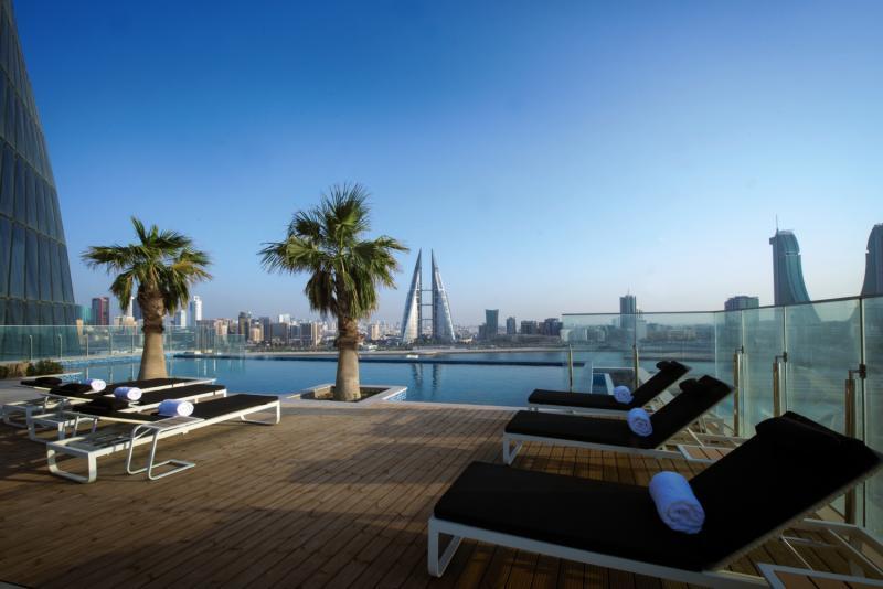 Wyndham Grand Manama Strand