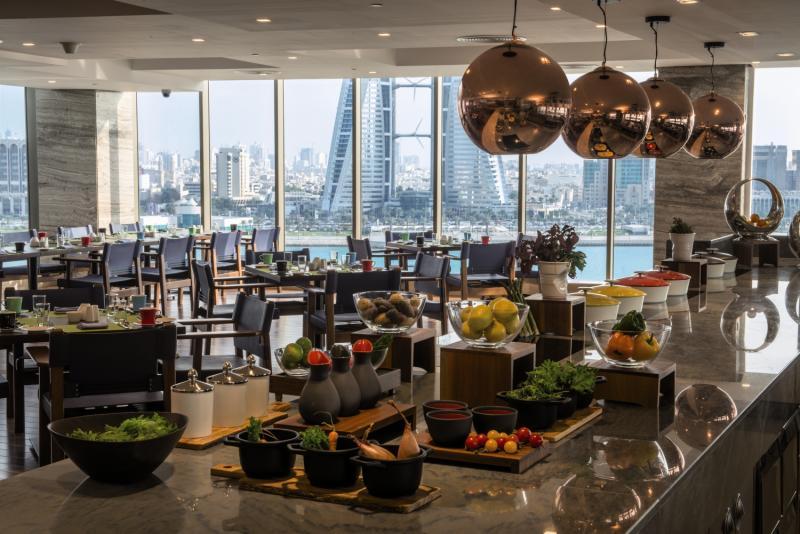Wyndham Grand Manama Restaurant