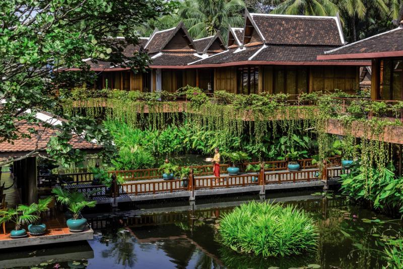 Angkor Village Hotel Außenaufnahme