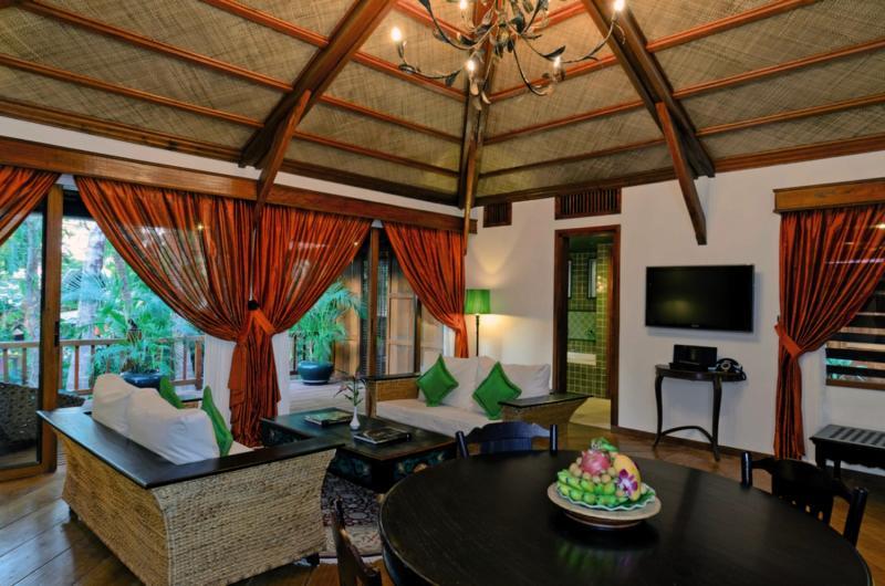 Angkor Village Hotel Lounge/Empfang