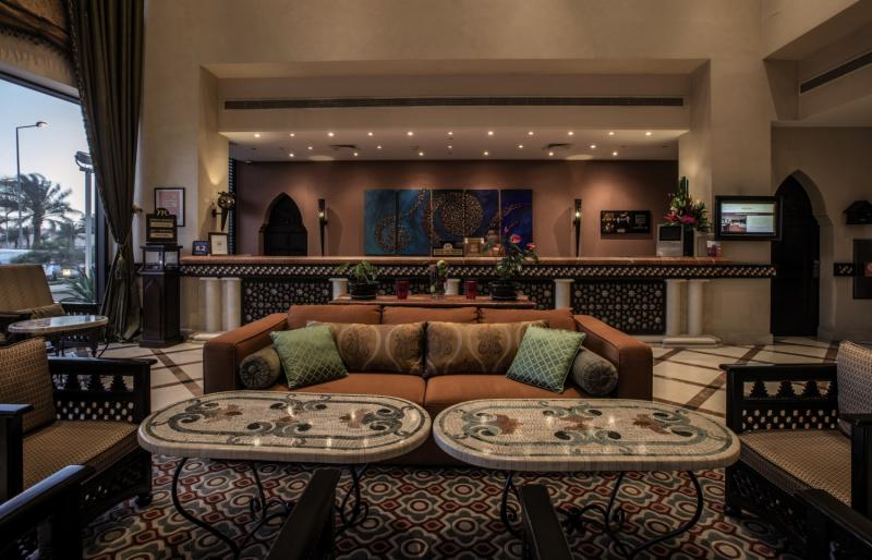 Mercure Grand Hotel Seef Lounge/Empfang