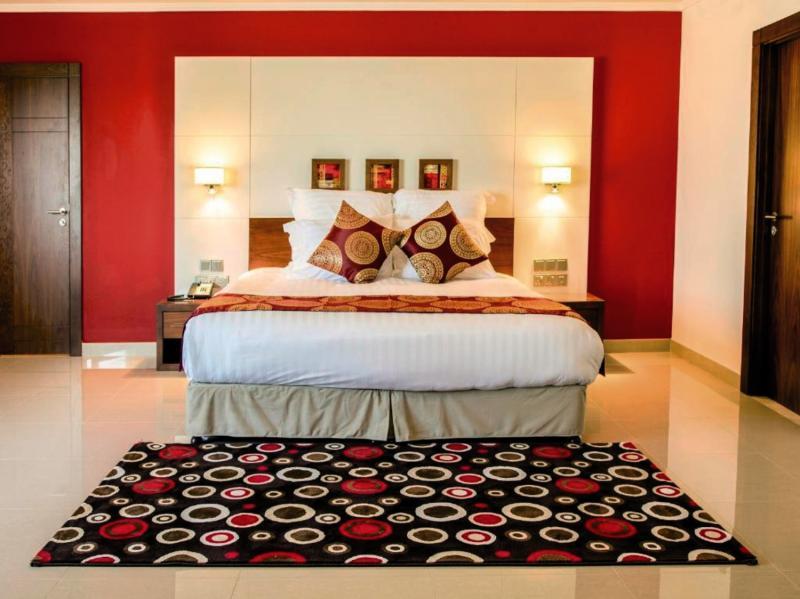 Coral Muscat Hotel & Apartments Wohnbeispiel