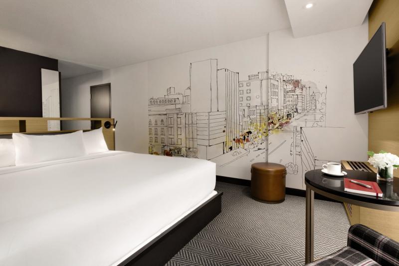Hotel PUR Quebec, a Tribute Portfolio Hotel Wohnbeispiel