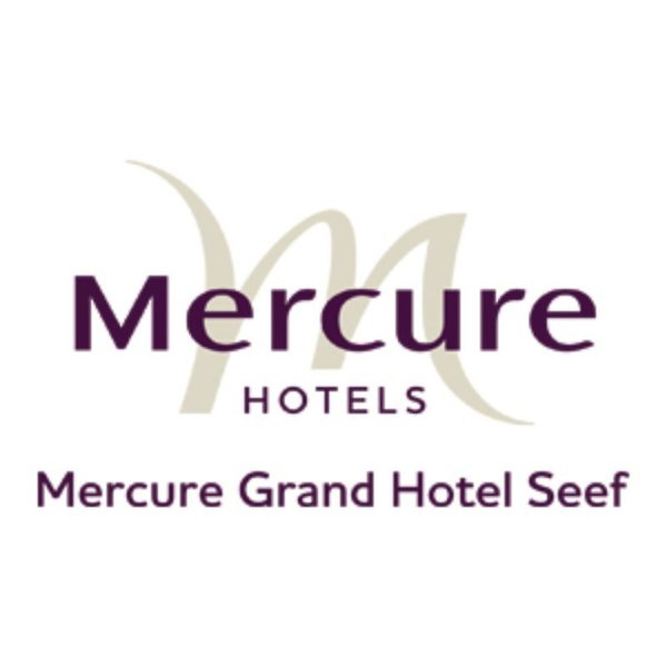 Mercure Grand Hotel Seef Landkarte